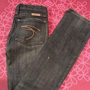 FRANKIE B skinny fit Jeans